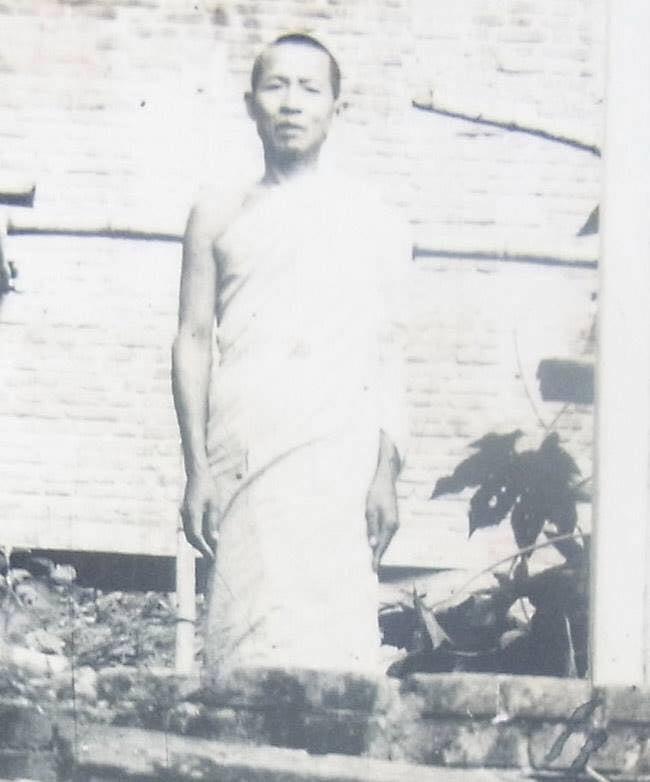 พระครูจันทสมานคุณ (หลวงปู่เงิน จันโท) วัดศรีวิไล (บ้านว่าน)